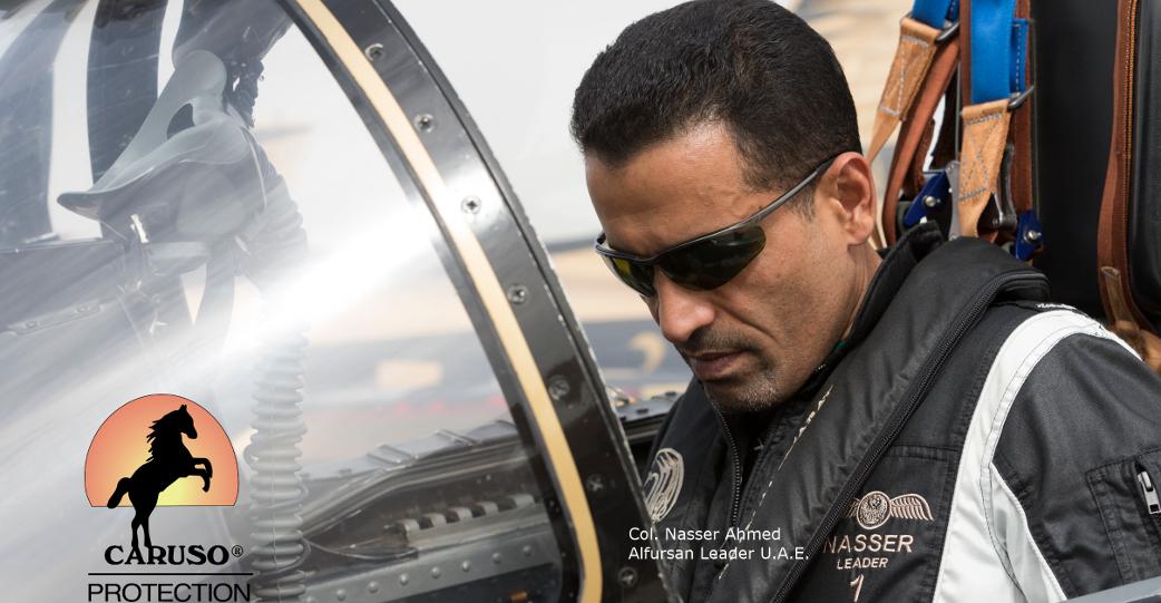 Col.Nasser Abmed pilotensonnenbrille