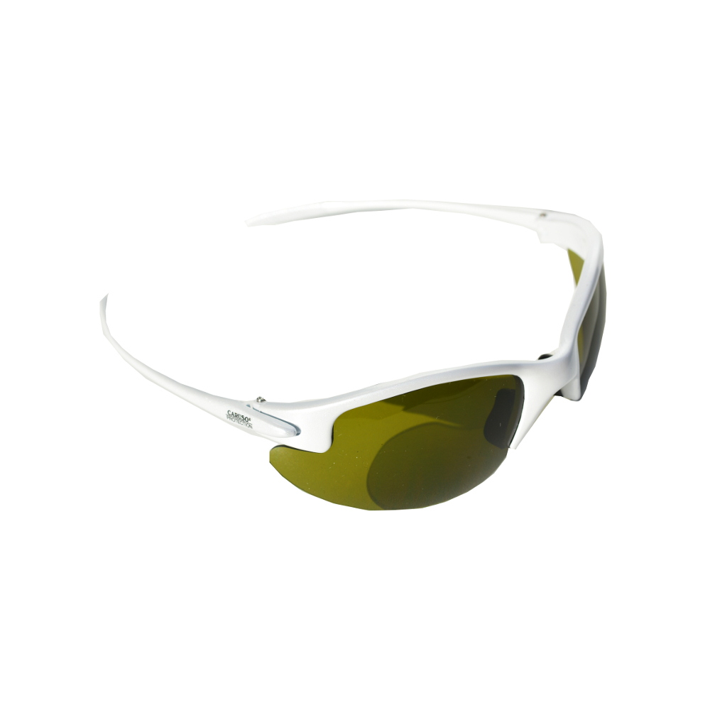d0f6b7b503a0 CARUSO sunglasses frame pearl white with HD filter green - Caruso ...